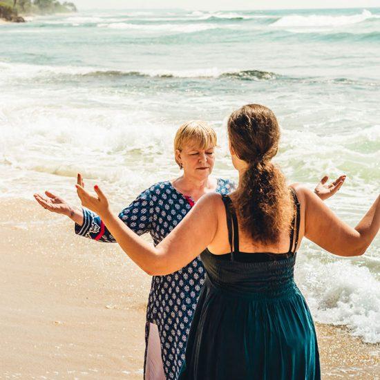 DSC06649 Angela Lala Bruno Ayurveda Coaching Yoga Sri Lanka